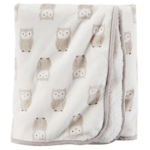 Carters Baby Unisex Cozy Blanket