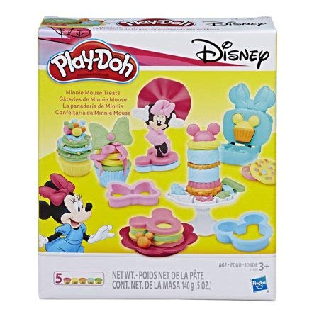 Pawtucket Play Doh Minnie Mouse Treats