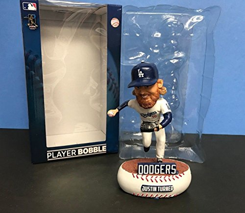 Justin Turner Baseball Base 2018 Los Angeles Dodgers Limited Edition Bobblehead
