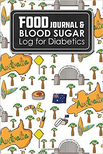 food journal blood sugar log for diabetics blood glucose self