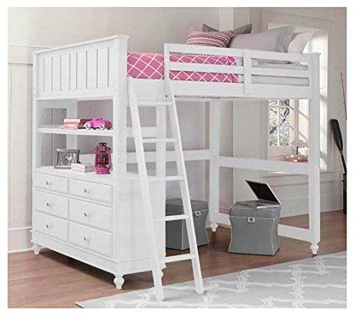 Camaflexi Ladder for High Loft Bed - Natural