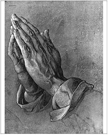 11803186 Media Storehouse 10x8 Print of Praying Hands by Albrecht Durer