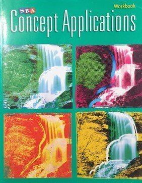 SRA Concept Applications: Corrective Reading, Comprehension C Workbook (2008)