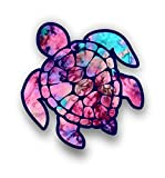 Sea Turtle Decal/sticker (cotton candy)