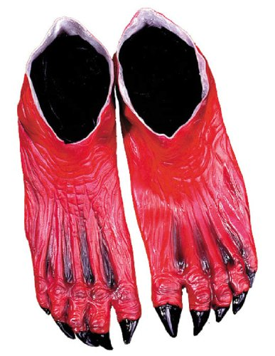 Morris Costumes Devil Feet ()