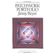 Patchwork Portfolio: A Presentation of 165 Original Quilt Designs