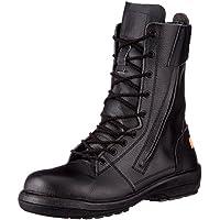 [ミドリ安全] 静電安全靴 JIS規格 消防仕様 長編上靴 ラバーテック RT731F 消防 P-4 静電 メンズ