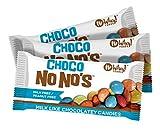 Chocolate NoNo's Milk Free, Nut Free, Vegan, Natural (3 Pack)