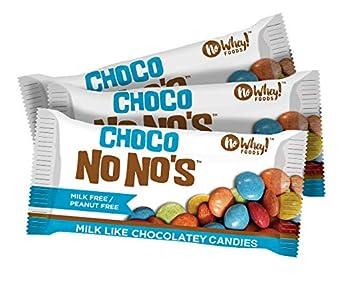 Premium Chocolatiers choco chocolate (3 pack) de color natural, vegetariana, libre de leche, nuez de caramelo de chocolate sin: Amazon.es: Alimentación y ...