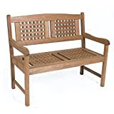 Amazonia Porto Real 3.5 -Feet Eucalyptus Bench Review