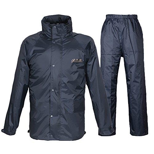 1 Piece Rain Suit - 2