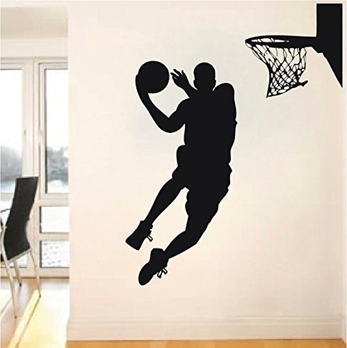 Basketball Player Wall Decal Removable product image