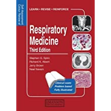 Respiratory Medicine: Self-Assessment Colour Review, Third Edition (Medical Self-Assessment Color Review Series) 3rd Edition by Spiro, Stephen G., Albert, Richard K., Brown, Jerry, Navani, (2011) Paperback