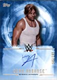 2017 Topps WWE Undisputed Autographs #UADA Dean Ambrose Auto - NM-MT