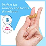 Spiky Sensory Finger Rings (Pack of 10) - Great