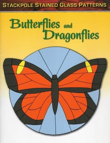 Butterflies and Dragonflies (Stained Glass Patterns)