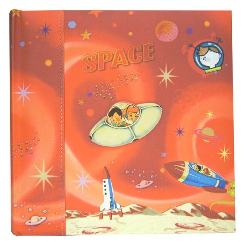 Dolce Mia Kids' Space Sew Vintage Photo Album - 200 4x6 photos by Dolce Mia Designs