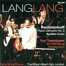 Rachmaninoff: Piano Concerto No. 3, Scriabin Etudes