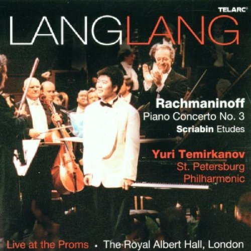 Rachmaninoff: Piano Concerto No. 3, Scriabin Etudes by Telarc