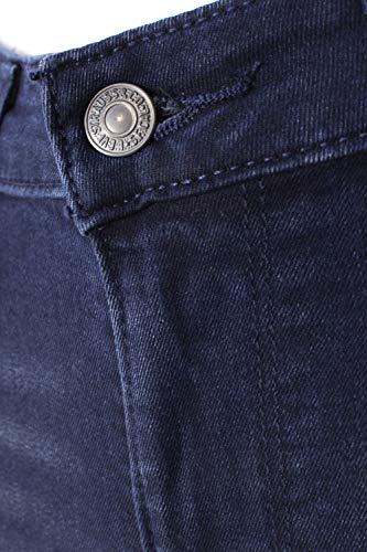 Jeans Donna L30 W27 18882 High 721 Rise Denim Skinny 0139 Scuro Levi's pa1dqTq