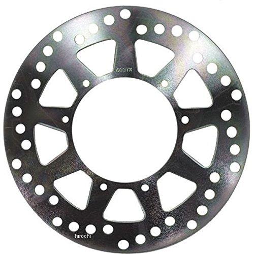 イービーシー ブレーキ ディスクローター 直径256mm フロント 93年-14年 XR650L スチール 614010 MD6010D EBC   B01N42988W