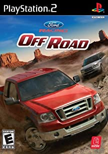 Ford Racing Off Road - PlayStation 2