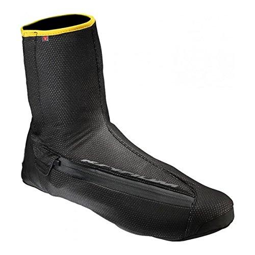 Mavic Ksyrium Pro Thermo+ - Cubrezapatillas - negro 2016 negro