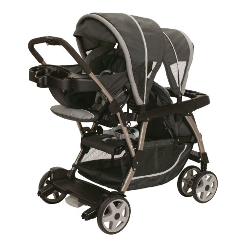 Graco Ready2grow Click Connect LX Stroller, Glacier 2015 by Graco (Image #2)