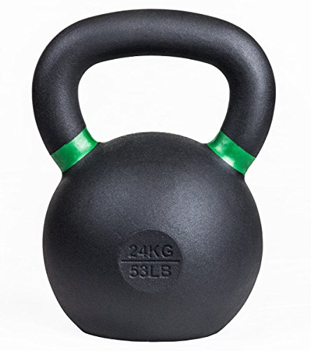 Rep 24 kg Kettlebell for CrossFit Workouts and Conditioning