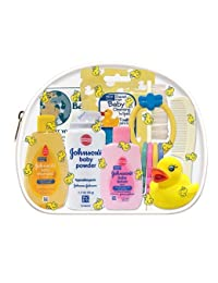 Convenience Kits Johnson & Johnson Baby 10-Piece Travel Kit BOBEBE Online Baby Store From New York to Miami and Los Angeles