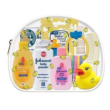 Amazon.com : Convenience Kits Johnson & Johnson Baby 10-Piece ...