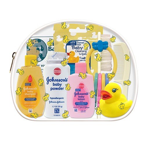 Price comparison product image Convenience Kits Johnson & Johnson Baby 10-Piece Travel Kit