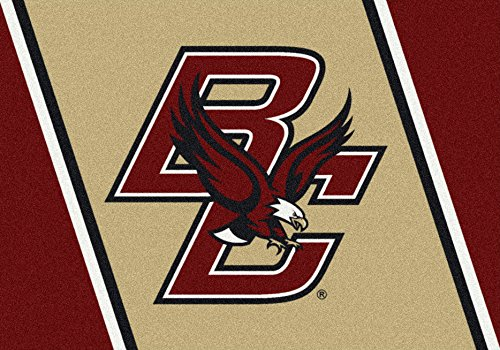 Milliken Ncaa College Spirit Area Rug Boston College Eagles 68882 5' 4