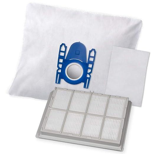 10 bolsas de aspiradora 1 filtro para Siemens VS92 A1800/05 ...