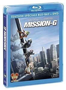 Mission-G [Francia] [Blu-ray]