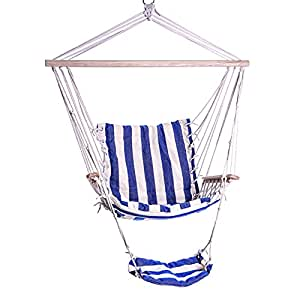 Indoor Outdoor Hammock Chair Sale Durable Ropes Straps And Cotton For Bedroom