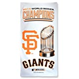 San Francisco Giants 2014 World Series Champs Beach Towel