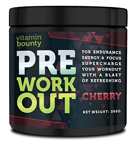 Vitamin Bounty – Pre Workout