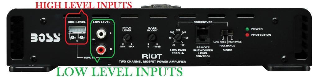 boss audio r4002 riot 800 watt full range. Black Bedroom Furniture Sets. Home Design Ideas