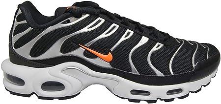 Nike Mens - Tuned 1 Air MAX Plus TN SE - Black Hyper Crimson Dark Grey - CD1533-001
