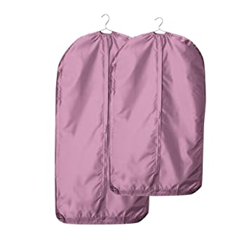 Yiuswoy 2 unidades Oxford fundas para la ropa bolsa de funda y protectora para la ropa