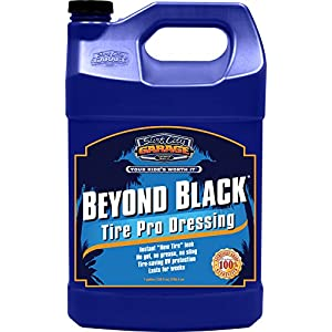 Surf City Garage 285 Beyond Black Tire Pro, 1 gallon