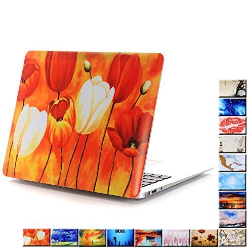 Macbook YMIX Protective MacBook Blooming