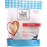 I and Love and You Ear Candy Ultimate Dog Chew - 5 per pack - 6 packs per case.