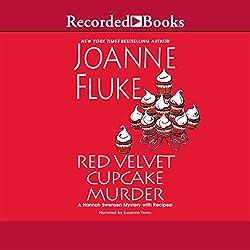 Red Velvet Cupcake Murder