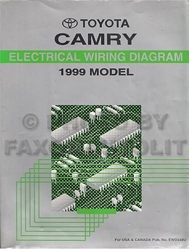 1999 toyota camry electrical wiring diagram repair manual toyota Versa Wiring Diagram 1999 toyota camry electrical wiring diagram repair manual paperback \u2013 1998