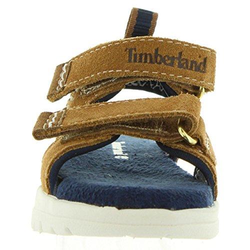 Timberland Unisex Baby Piermont H&L Sandalrubber Sandalen Beige