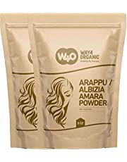 Hair Care Herbs for Thick Long Hair Growth, Prevents Dandruff, Hairfall, Damaged treatment, Hair Repair, Scalp Care, Haircare Products Both for Men & Women - Way4Organic