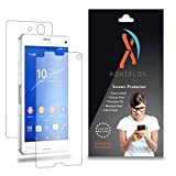 XShields© (5-Pack) Full Body Screen Protectors for Sony Xperia Z3 Compact (Ultra Clear)
