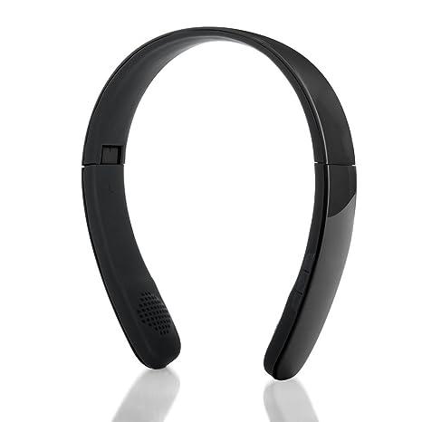 Andoer Pieghevole Wireless Cuffie CSR Bluetooth 4.0 Stereo Headset  Auricolare con microfono per iPhone iPad Smartphone 905858852c74